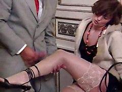 Celine Kasia Stockings Anal Milf European Anal European