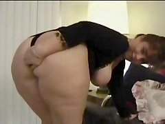 Anal BBW Group Sex