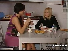 lesbian lesbos lesbians lesbo lesbiansex mother lesb daughter lesbianas