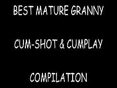 Cumshots Facials Matures Grannies