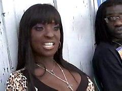 cumshot black hardcore blowjob ebony blackwoman pussyfucking chocolate