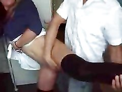 Doggy Style Homemade Public nudity