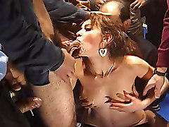 Blowjobs Gang Bang Group Sex