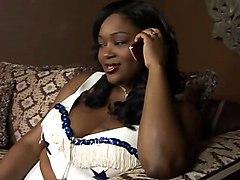 BBW Black and Ebony Big Boobs