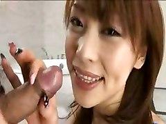 Asian Soap Cosplay MassageHardcore Cum BJ HJ Asian