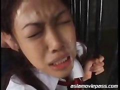 japanese blowjob spanking