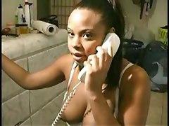 Ebony Girl Sucking DickBJ HJ Ebony Home made