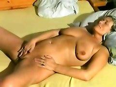 granny solo masturbation fingering pussy amateur