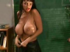 huge Big tits boobs boobies bdsm punish