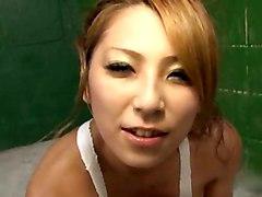 Asian Model Facial Bum Group SexHardcore Cum BJ HJ Group Sex