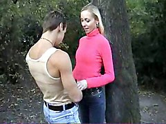 amateur sex park outdoors